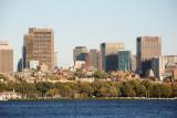 Charles River & Boston skyline