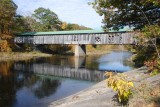 Scott Covered Bridge, Vermont