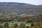 View from Bennington Battle Monument