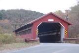 Covered Bridge near Bennington