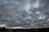 Sunrise near Montpelier, Vermont
