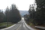 Hwy 110 near Washington, Vermont