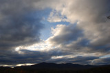 Sunset near North Conway