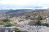 View form Cadillac Mountain, Acadia National Park