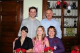 Shawn, Bill, Sarah, Sage & Alexis