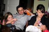 Shawn, Sarah, Sage & Anna