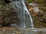 Detalles de caídas de agua