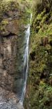 Panorámica de una cascada en Kakueta