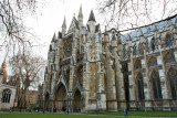 Westminster Abbey. 14 Feb 2009.