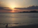 Kamakura sunset (DSCF1575.jpg)