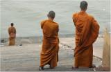 Monks-Phnom Penh