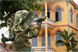 House on N. Sihanook Blvd-Phnom Penh