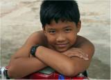 Young boy-Phnom Penh
