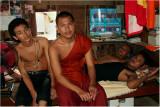 Novice's abode-Phnom Penh