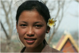 Teenage girl-Phnom Baset