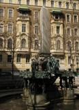 Karl Borromaeus-Brunnen;1904-1909
