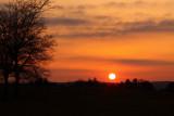 Sunrise Over Knox Farm State Park