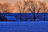 Knox State Park On Frosty Morn