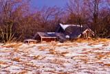 Knox Farm Farmhouse 8:35 AM