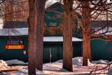 Hamlin Park Pavilion Winter