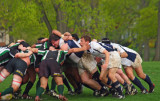 Rugby in Delaware park
