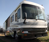 2002 Fleetwood Providence 39D Foot Double Slide *SOLD*