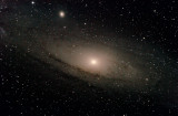The Andromeda Galaxy again