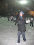 Ice Skating in City Park