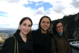 Francine, Bernat, Miriam