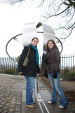 Francine, Shelly on the Prime Meridian