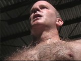 Furry Rugged Mans Gay Mens Retreat Photos of Fuzzy Big Chested Hunky Bearish Daddies