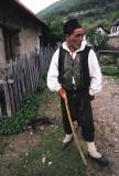 Croatian man in Miletici