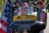 Patriot Guard - SSgt Hartley Service