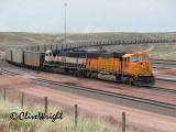 Wyoming Coal Trains