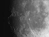 Moon Mare Humorum Mare Numium