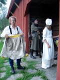Rast vid torpet Åleslån