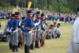 Skydd under artilleribeskjutning