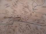 Kartor, skisser och målningar