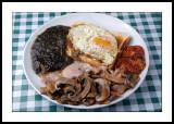 Breakfast on St David's Day