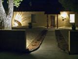 Bldg. 98 at night #2