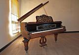Piano in Ballroom