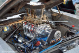 5,7 liter V8 with Dyer's Blower