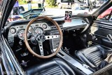 Mustang interior, dash and instruments, modernized...