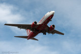 air berlin approaching rwy 12 vienna