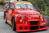 Fiat 500 RSR, seen in Francenigo, Italy