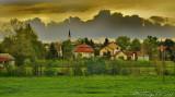 Vojvodina landscapes