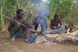 Tanzania 2007: Hunting with the Hatzabe's
