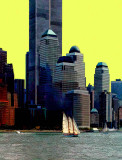 WTC with sailboat