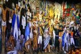 Miguel Hidalgo Calls for Independence, Diego Riviera Murals, Castle of Chapultepec