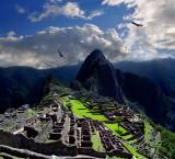 Wonder Magnificient Machu Picchu